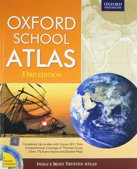 oxford atlas mb      civil service