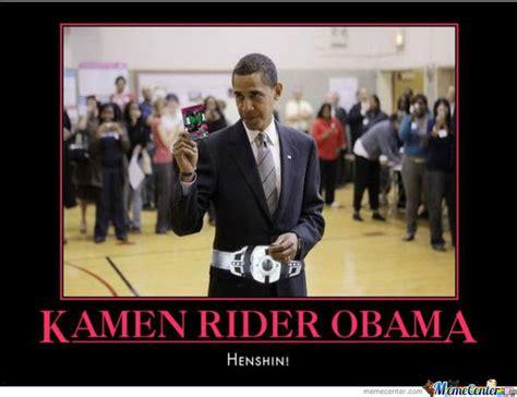 Kamen Rider Obama Khazagard Meme Center