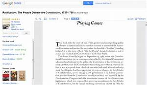 New Interface For Google Books