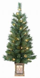 Outdoor, Lighted, Christmas, Yard, Decorations, Pre, Lit, Tree, Garland, Wreath, 5, Pack, 1d, 780414073387