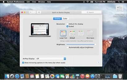 Mac Os Font System Text Increase Display