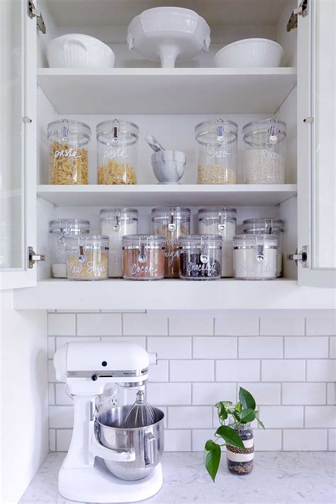 25+ Comely Kitchen Decor Organization