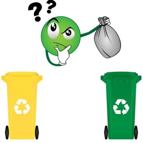 poubelle cuisine tri des déchets rappel de certaines règles élémentaires