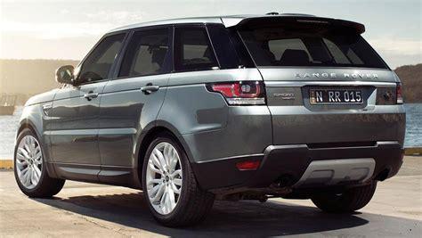 range rover sport 2015 2015 range rover sport tdv6 se review carsguide