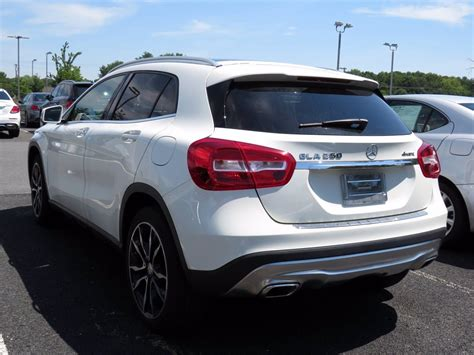 Certified used suvs for sale. Certified Pre-Owned 2017 Mercedes-Benz GLA GLA 250 4D Sport Utility in Fort Washington # ...