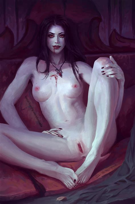 Vampire By Elbnzhada Hentai Foundry