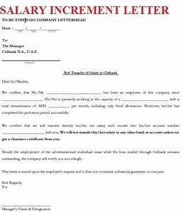 salary letters baskanidaico With sample salary review letter template