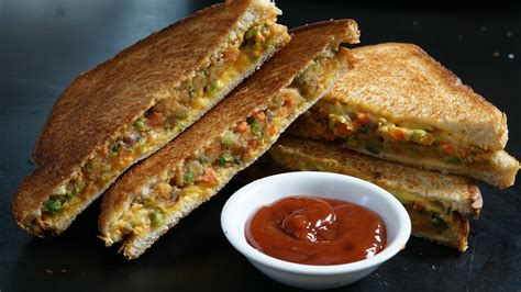 Tamil people have many delicious recipes of food. Vegetable Sandwich Recipe   Steffi's Recipes