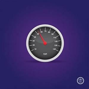 Free Car Speedometer Vector – IAN BARNARD