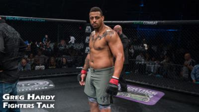 fighters talk ep  wgreg hardy  official website