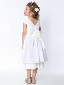 robes ceremonie fillette With robe ceremonie fillette