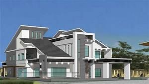 Home Decoration Ideas: Modern homes exterior beautiful ...