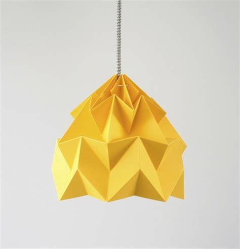 abat jour origami le origami 233 l 233 gante intemporelle et design