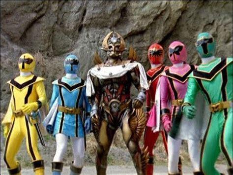 power rangers mystic force solaris knight  megahorn