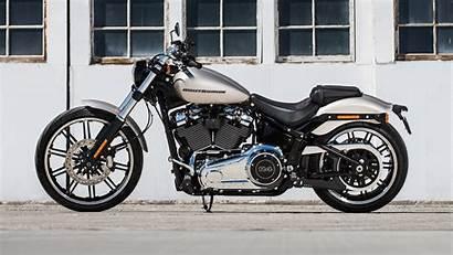 Breakout Harley Davidson Softail 114 Motorbike Motorcycle