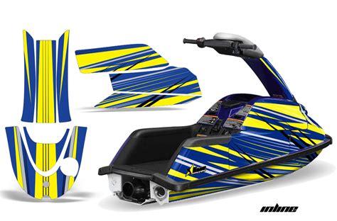Havoc Boats Stickers by Yamaha Superjet Jet Ski Graphic Wrap Decal Kit