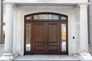 Le Poignet De La Porte : installer un poignet de porte en bois massif r novation ~ Dailycaller-alerts.com Idées de Décoration