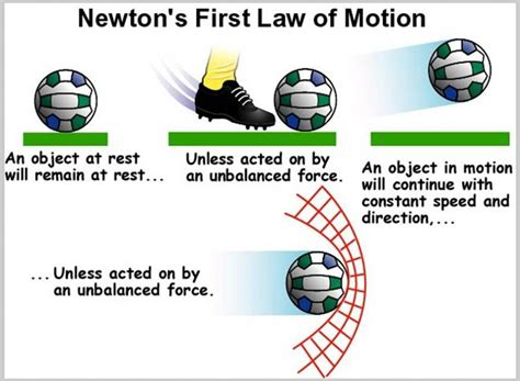 Grade 7 Science Worksheets  Newton's Laws Of Motions