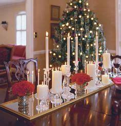 christmas table setting  blog  great decorating