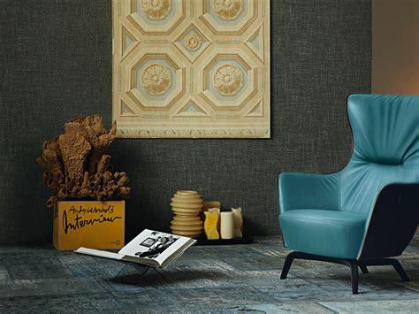 Bergere Armchair Mamy Blue By Poltrona Frau Design Roberto