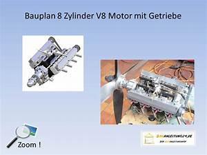Lüling Motor Bauplan : bauplan 8 zylinder v motor mit getriebe ~ Watch28wear.com Haus und Dekorationen