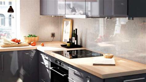 cuisine ikea gris brillant ikea cuisine bois gris mzaol com