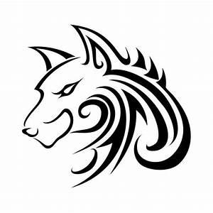 Tatouage Loup Celtique : tatouage tribal loup lupi pinterest tribal wolf tattoos tatouages tribaux et loups ~ Farleysfitness.com Idées de Décoration