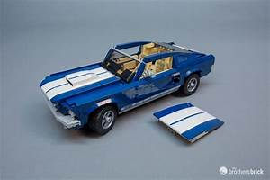 Lego Creator Expert Ford Mustang - Ford Mustang 2019