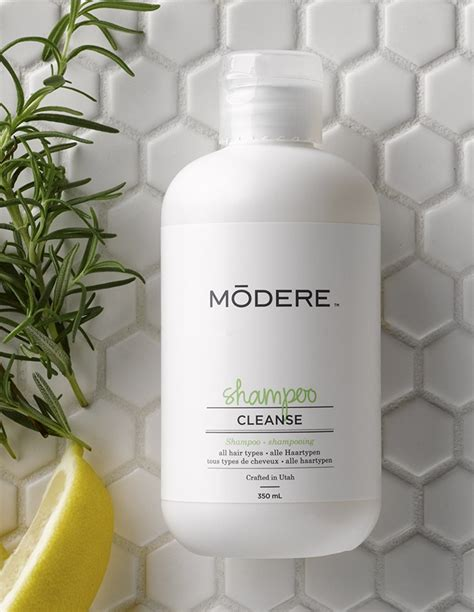 All Hair Types by Modere Shoo All Hair Types Synergy Uk
