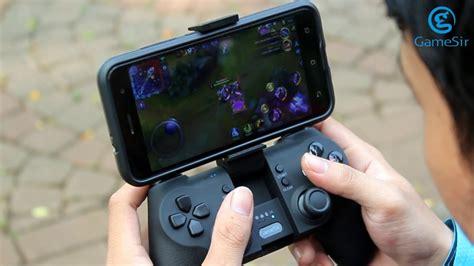 Bang-bang Menggunakan Gamepad