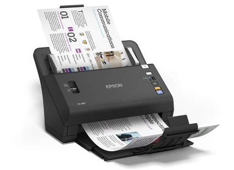 Epson Workforce Ds-860 Duplex Sheet-fed Document Scanner Business Card Engineer Jackets Cards Images Software Best Template Publisher Ratio Wall Holder