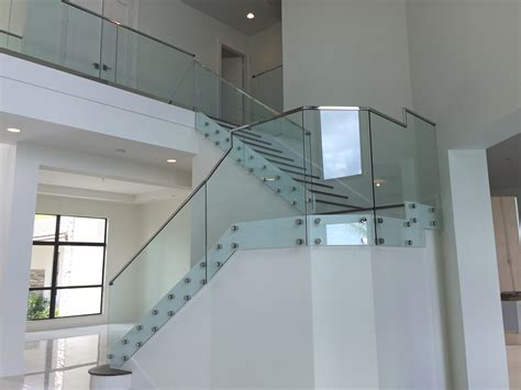 staircase glass railing manufacturers in haammss