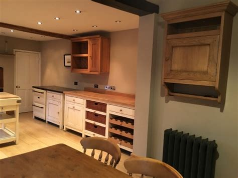 approx yr  fired earth kitchen  worktops