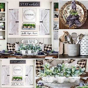 Give, Your, Space, All, The, Farmhouse, Feels, With, Weathered, And
