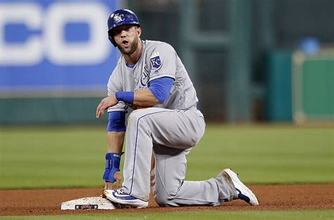 kansas city royals alex gordon  bounce