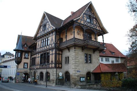 Panoramio  Photo Of Henneberger Haus In Meiningen