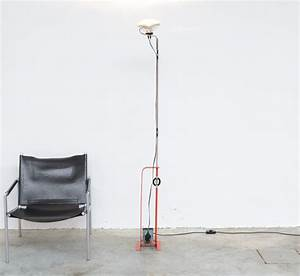 toio floor lamp by a castiglioni for flos vintage With toio floor lamp white