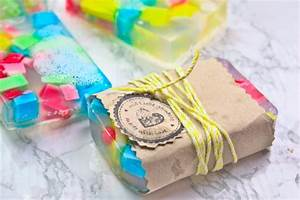 Seife Selber Machen Mit Kindern : diy konfetti seife selber machen einfach seife selber ~ Watch28wear.com Haus und Dekorationen