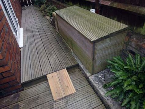 woodworking  simple  decking offcuts hubpages