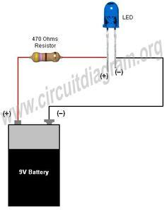 usb led lamp circuit electronic projects pinterest
