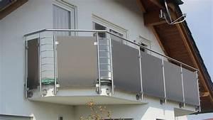 Balkon Mit Glas : edelstahl naturstein design berlin sch nefeld balkongel nder balkongel nder aus edelstahl ~ Frokenaadalensverden.com Haus und Dekorationen