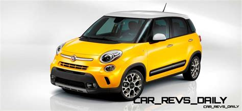 How Much Is A Fiat Car by 2014 Fiat 500l Trekking