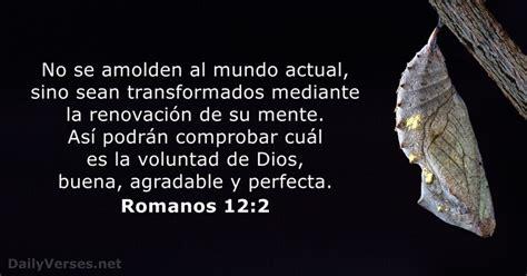 romanos  versiculo de la biblia del