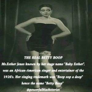 The Real Betty Boop - Betty Boop was based off of Ms ...