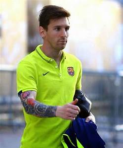 Cool Or Not? See Lionel Messi's New Full Arm Tattoo ...