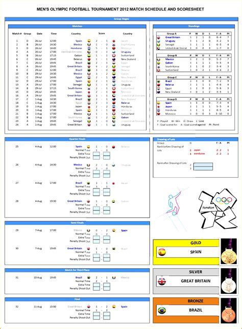 bowling recap sheet template fabtemplatez