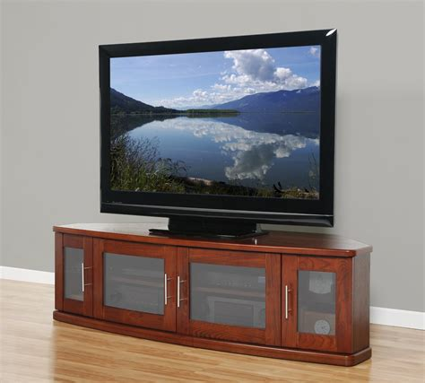 light brown tv stand light brown wooden tv stand with two shelves on the middle