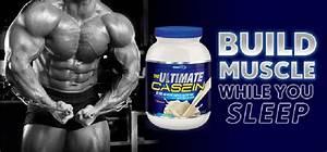 Casein Protein  U2022 Bodybuilding Wizard