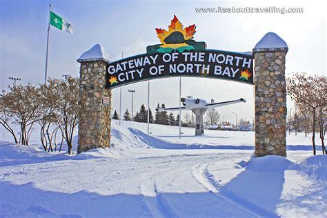 North Bay Ontario Frostbite Visit The Shores