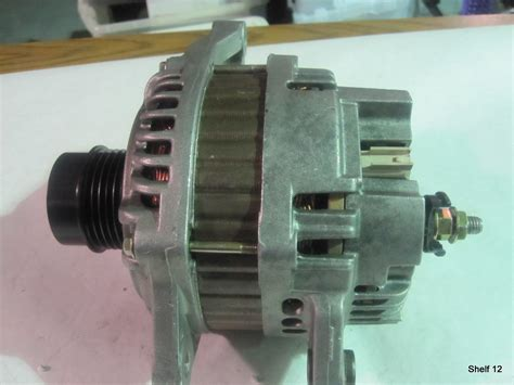 This Is An Alternator For A 2015 Dodge Dart. There Appears